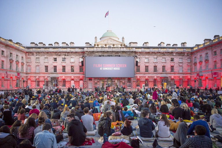 1. Film4 Summer Screen at Somerset House © James Bryant Photography