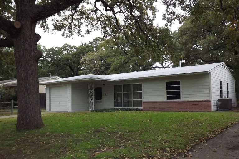 Ruth Paine House Museum was renovated to how it looked in 1963 when Oswald stayed there