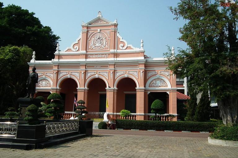 Building in Singburi