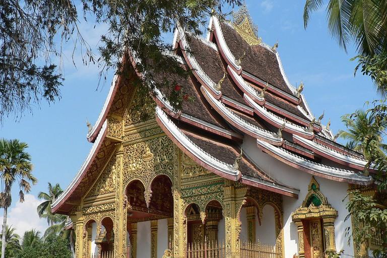 Buddhist Temple at Royal Palace