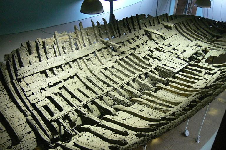 Kyernia Shipwreck Museum