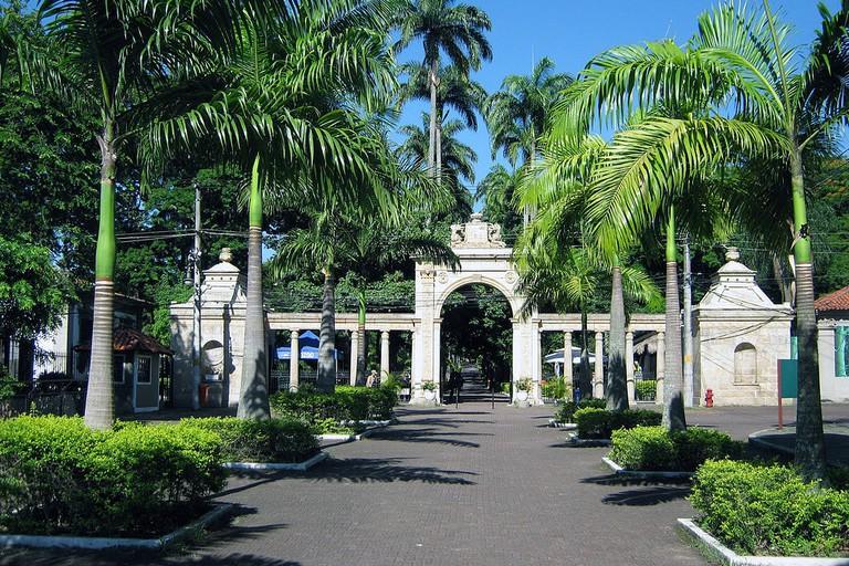 Quinta da Boa Vista in Rio de Janeiro