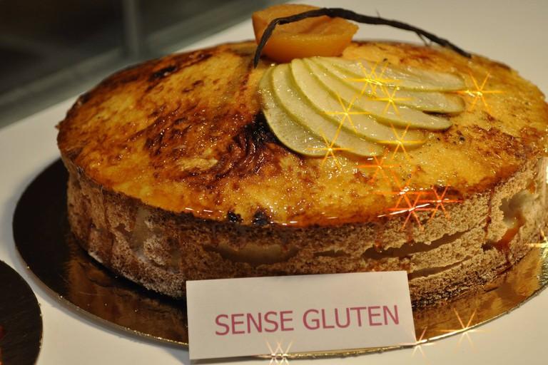Sage Cake