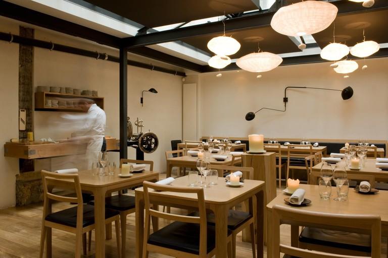 Saturne Restaurant, Paris