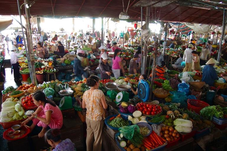 Hoi An Market | © Gregor Dodson/Flickr