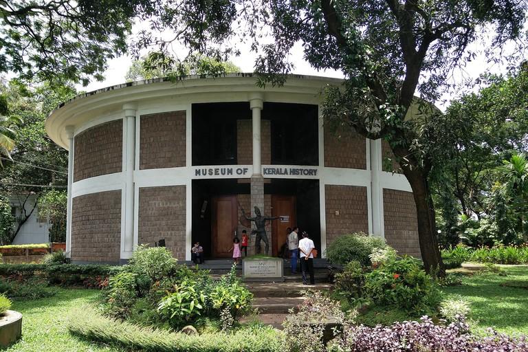 12.museum_of_kerala_art&history_