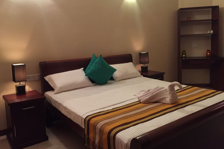 Comfortable rooms at Saladura Villa in Colombo 7