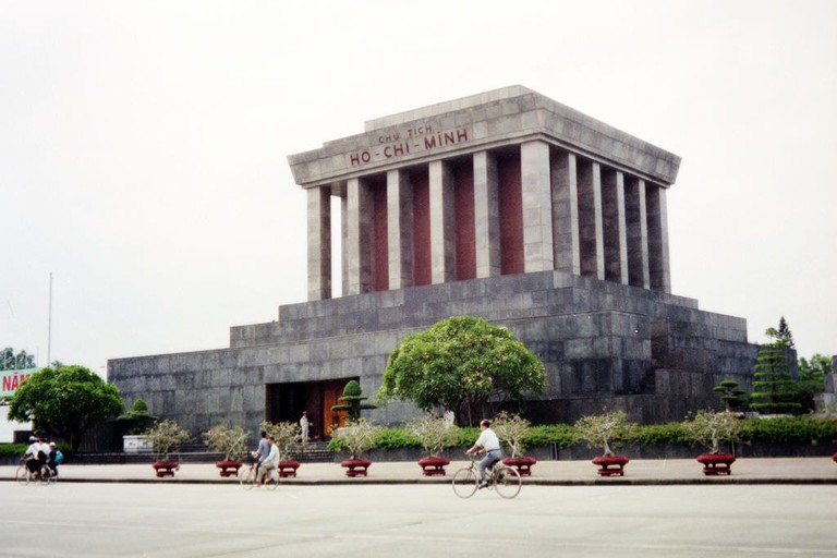 Ho Chi Minh Mausoleum | © Chris Yunker/Flickr
