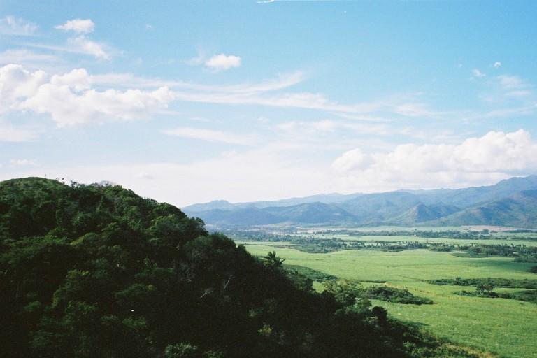 Valle de los Ingenios, near Trinidad, Cuba