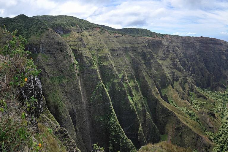 Awa'awapuhi Trail | © Hans Zeller/Flickr