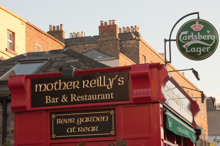 Mother Reilly's