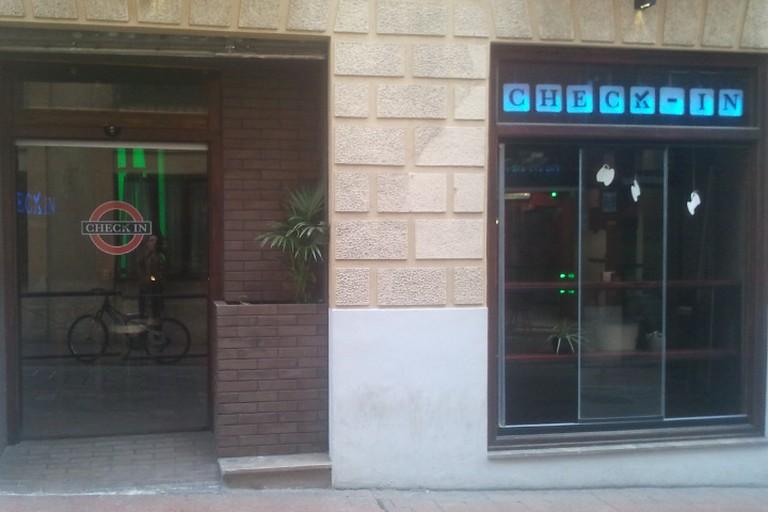 Check In bar, Realejo, Granada