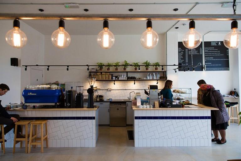 Quarter Horse Coffee, Birmingham