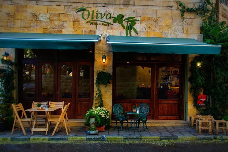 Oliva Jordan, Amman