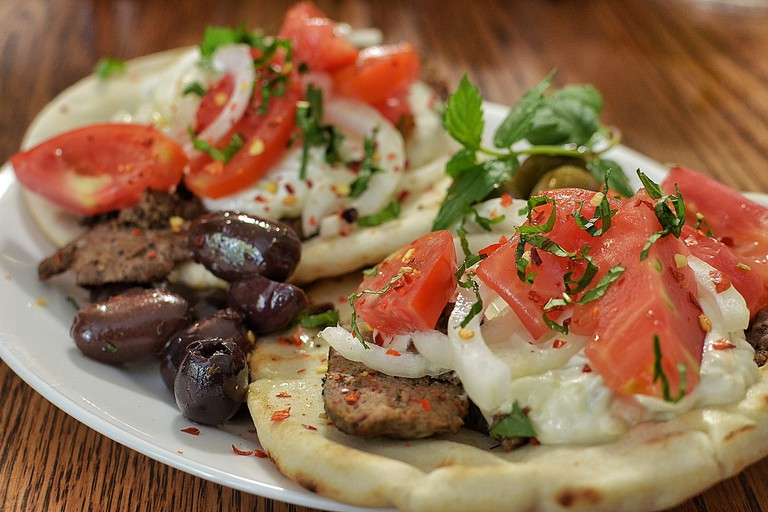 A veritable Greek feast