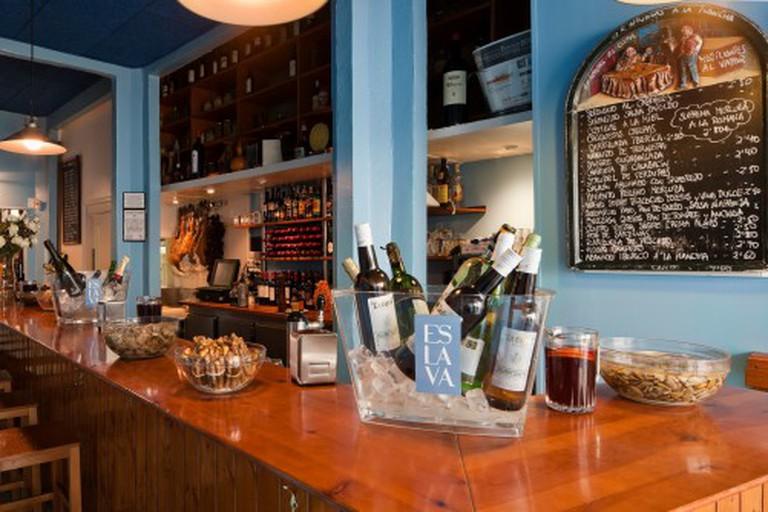 The Bar at Eslava