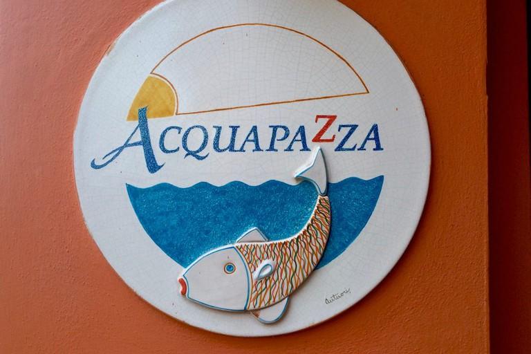 Ristorante Acquapazza Cetara, Cetara