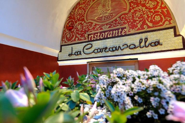 Ristorante la Caravella, Amalfi