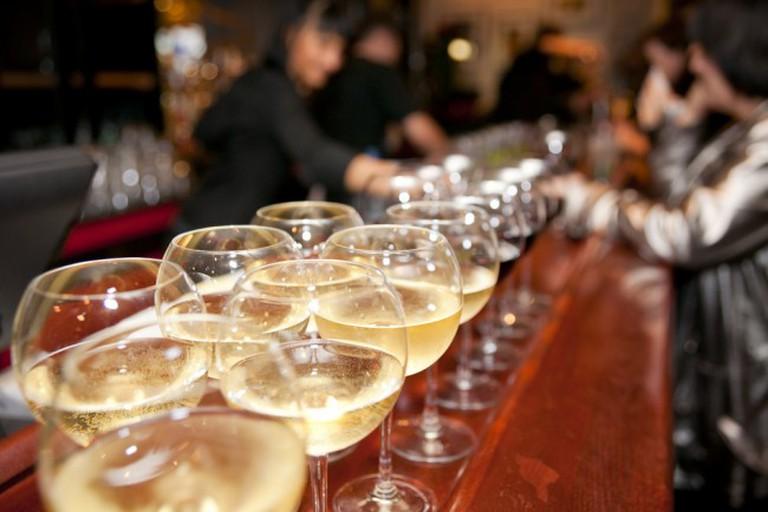 Wine galore