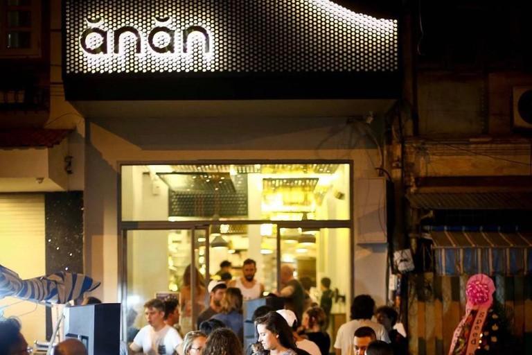 Drinking night at Anan Saigon