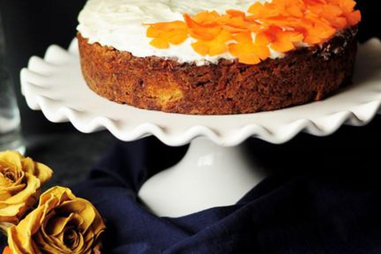 A carrot cake is always a good choice