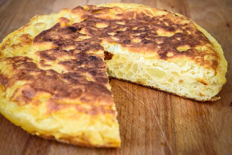 Garum 2.1. is serves some of the best tortilla in Córdoba