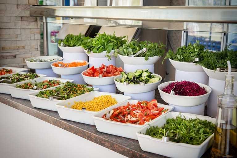Vegetarians are spolit for choice in Córdoba's Mercado Victoria