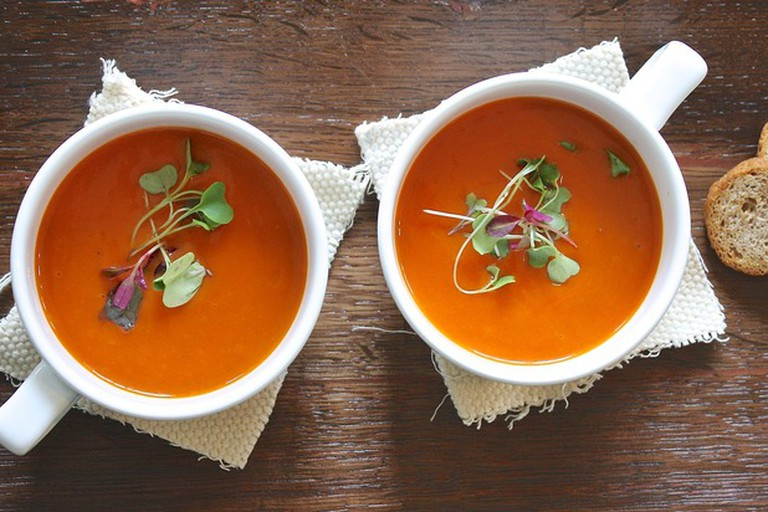 Salmorejo, a veggie-friendly classic that hails from Córdoba