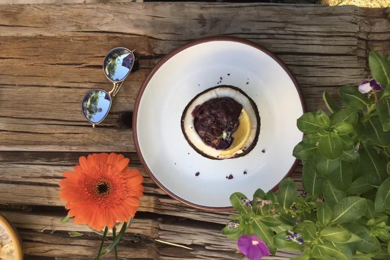 Açai bowl from One Cafe