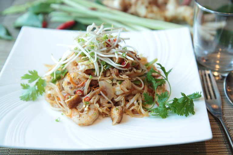 Traditional Andalusian dishes are on the menu alongside Asian offerings such as chicken stir-fry at Montillana