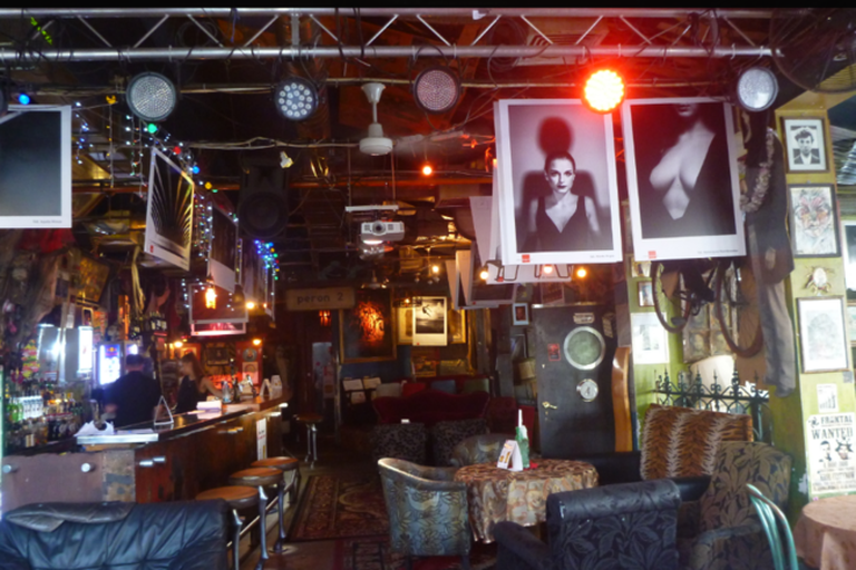 Spatif Bar, Sopot
