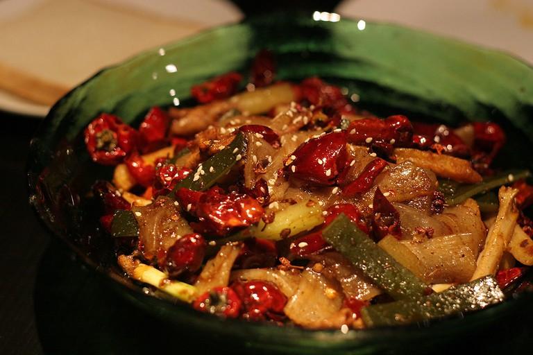 Spice Spirit, Beijing