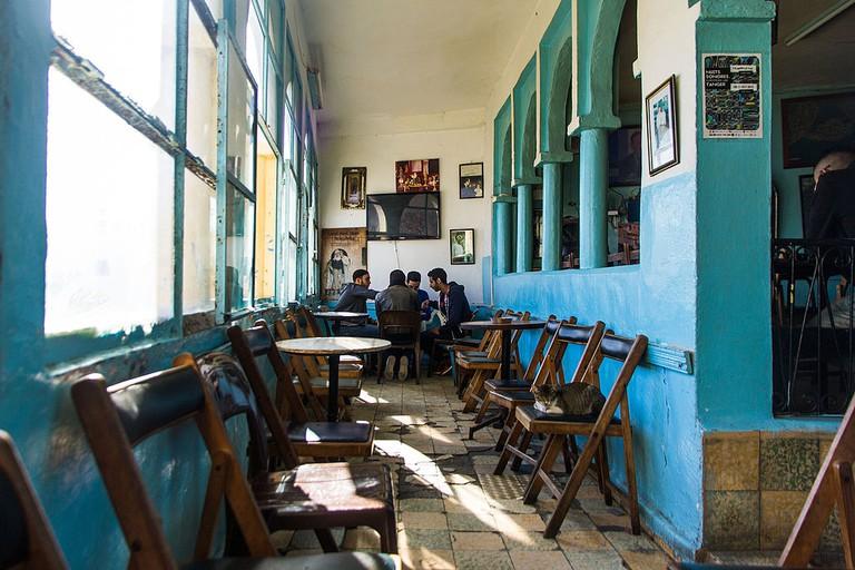 Café Baba Tangier
