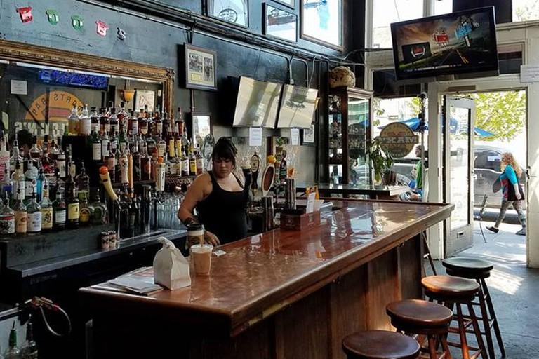 Max's Sports Bar, Memphis