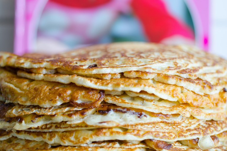 Head to the Pancake Factory for some of the best pancakes in Gibraltar; Skitterphoto