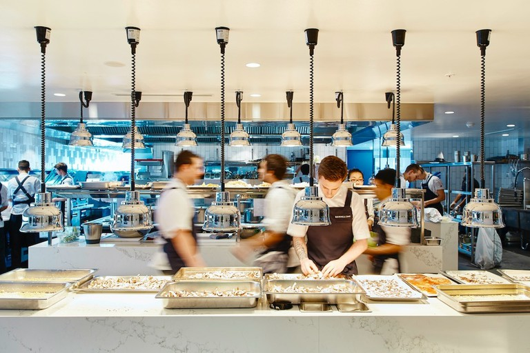 Bennelong kitchen