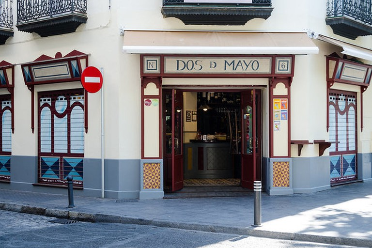 Cosy, welcoming Dos de Mayo is a local favourite; Sandra Vallaure/flickr