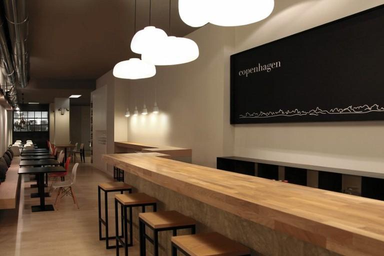 Copenhagen restaurant, Valencia.