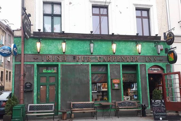 The Carpenter Irish Pub