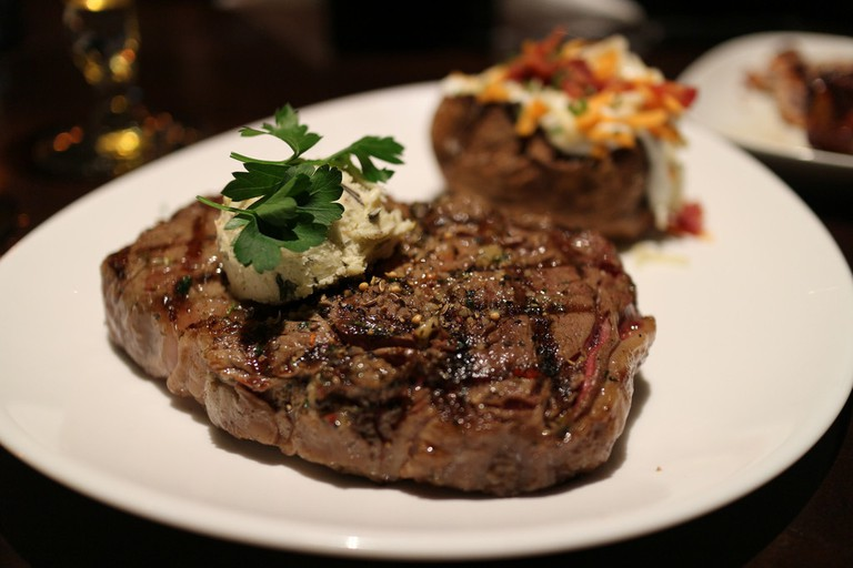 Saltlik Ribeye Steak