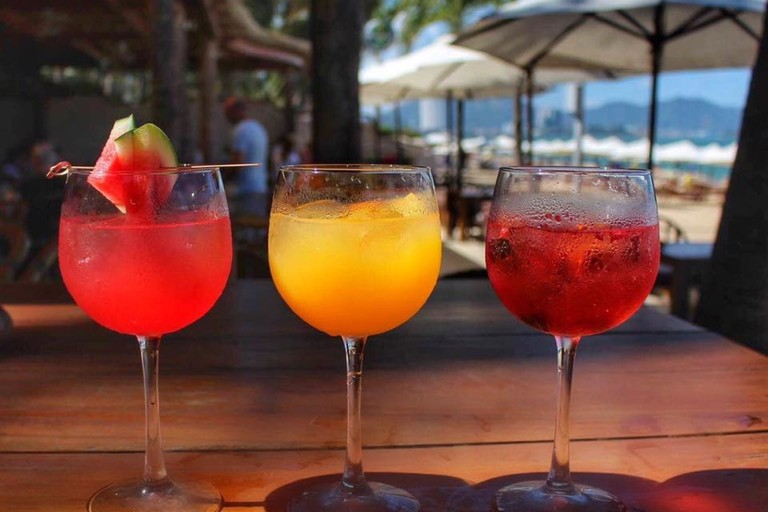 Signature Gin Cocktails
