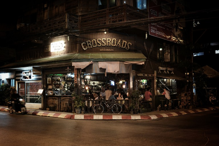 Crossroads Bar, Mae Hong Son