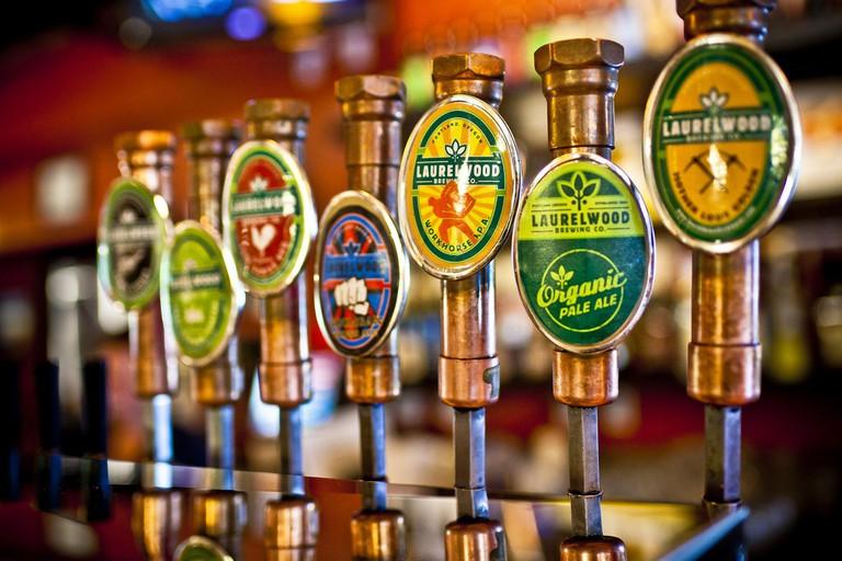 Laurelwood Beers