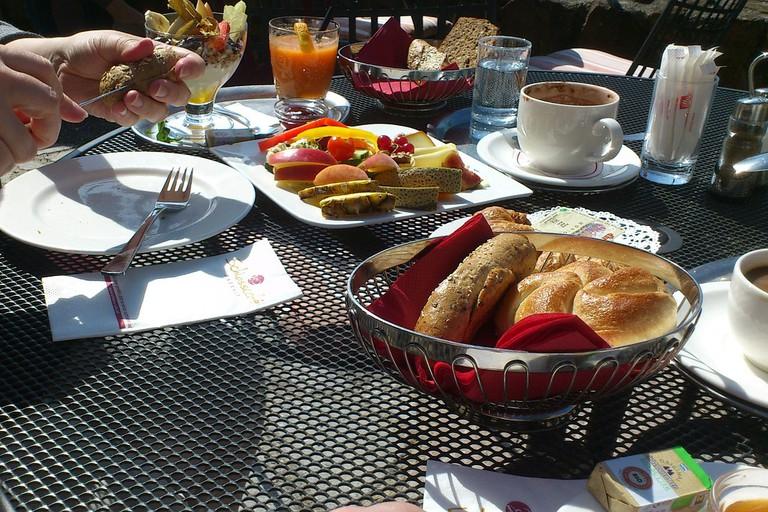 German Frühstück