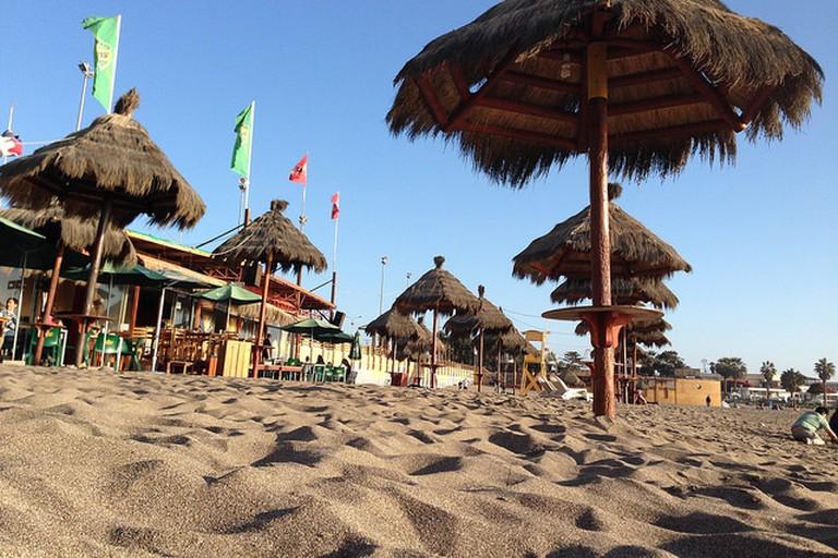 Arica Beach Bar