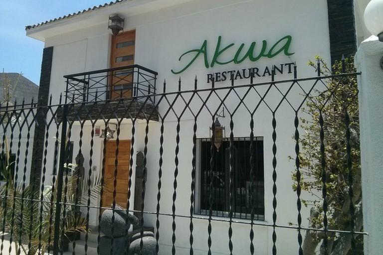 Akwa Restaurant Iquique