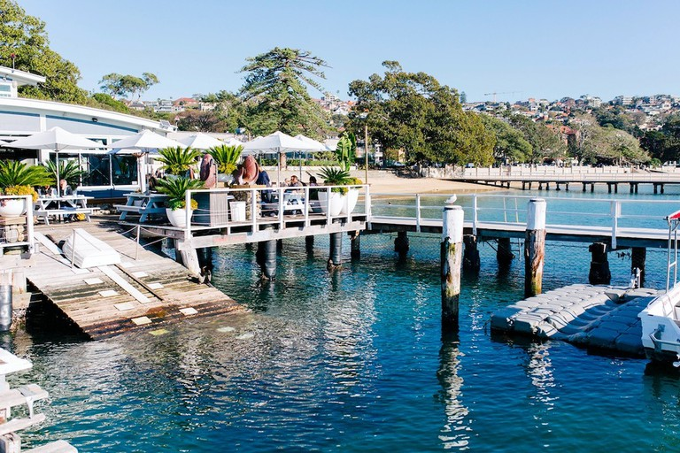 The Boathouse Balmoral Beach