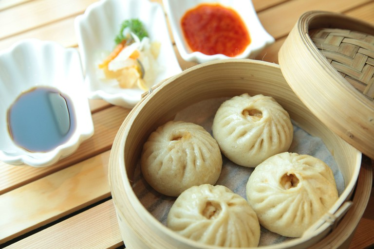 Typical Chinese bao