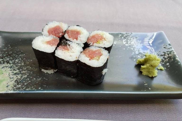 Sushi at Komori