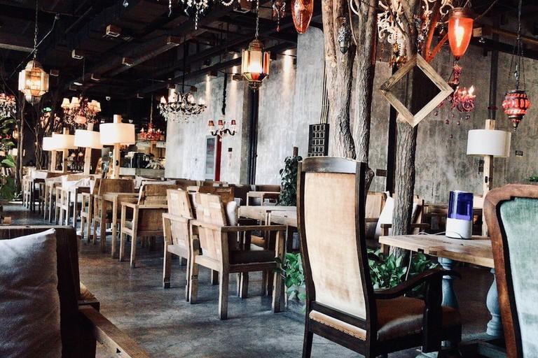 Maan Coffee, Beijing